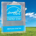 Proud to be named a 2020 ENERGY STAR® Partner of the Year