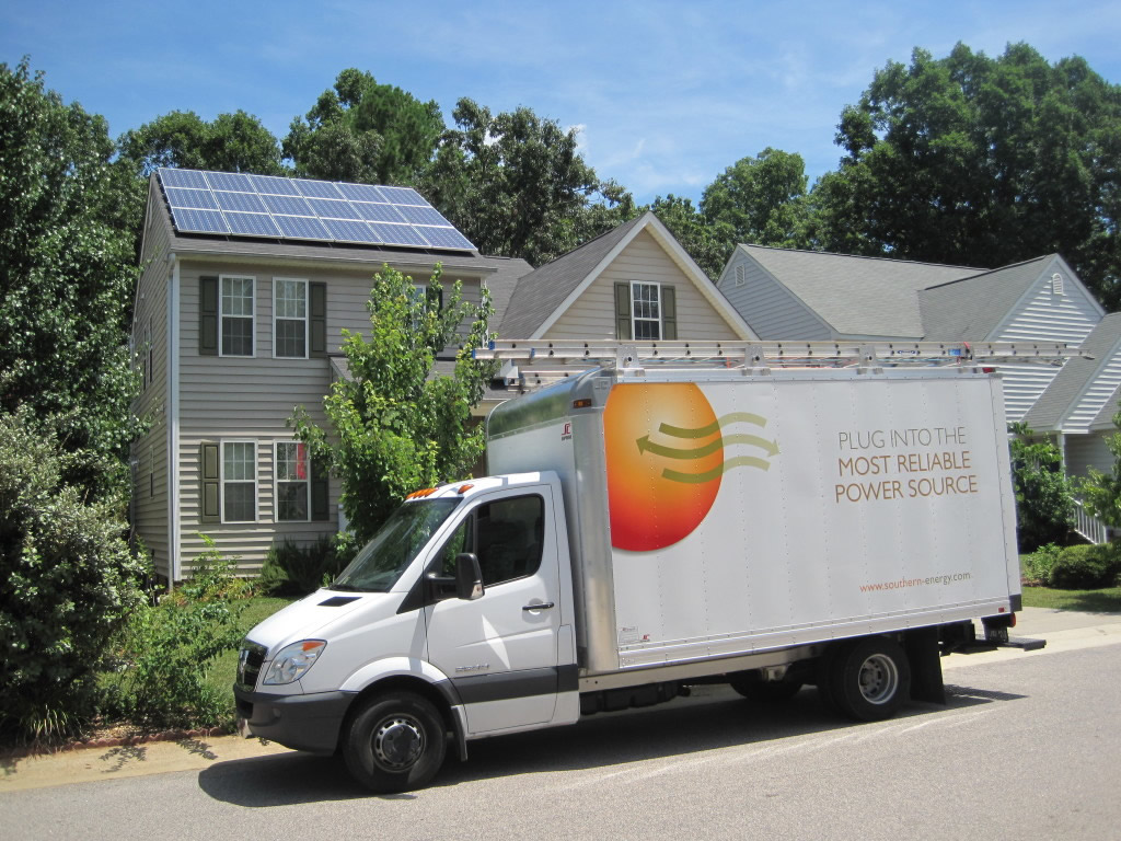 Go Solar with Southern Energy Management