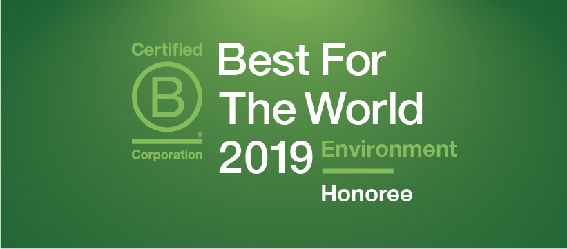 Best for the World Environment Logo