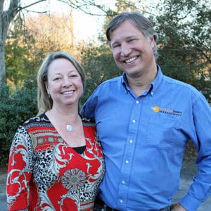 Bob and Maria Kingery