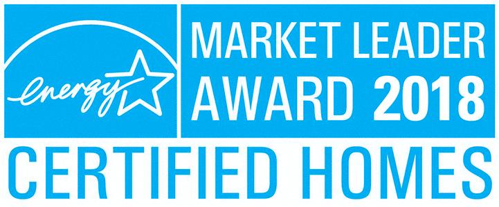 Energy Star Market Leader Award Logo 2018