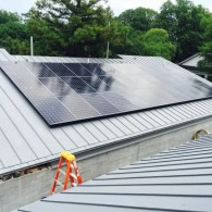 SunPower System in Raleigh