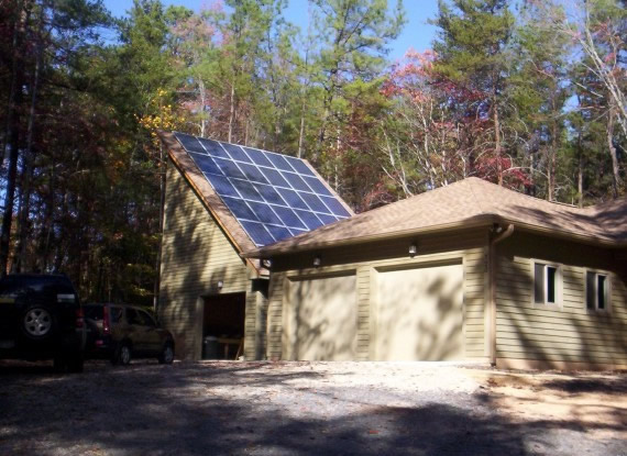 High-Performance Solar Dream Home