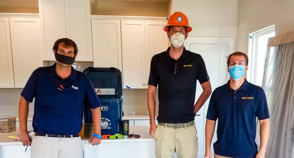 Kevin Foutz, Summer 2020 Shine On Champion, with the Southern Energy Management Team