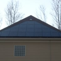 Residential Solar with a Battery Back-up System