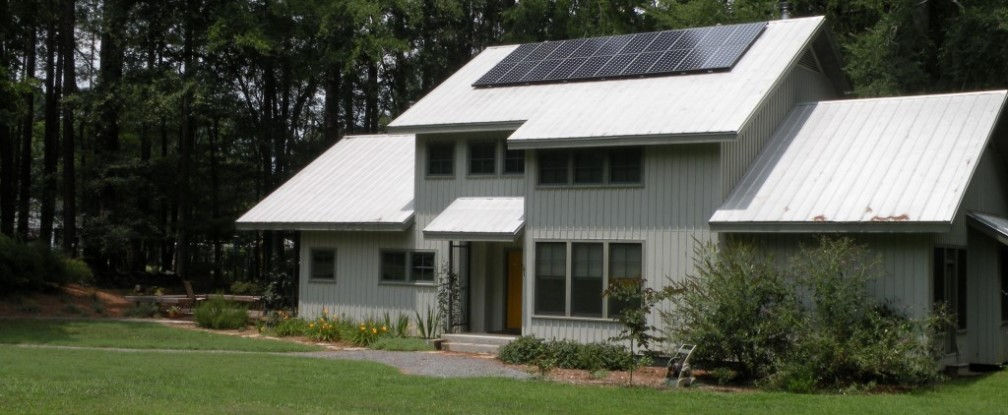 Solar PV Near Downtown Raleigh
