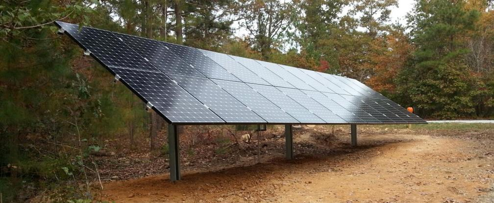 SunPower Ground Mount