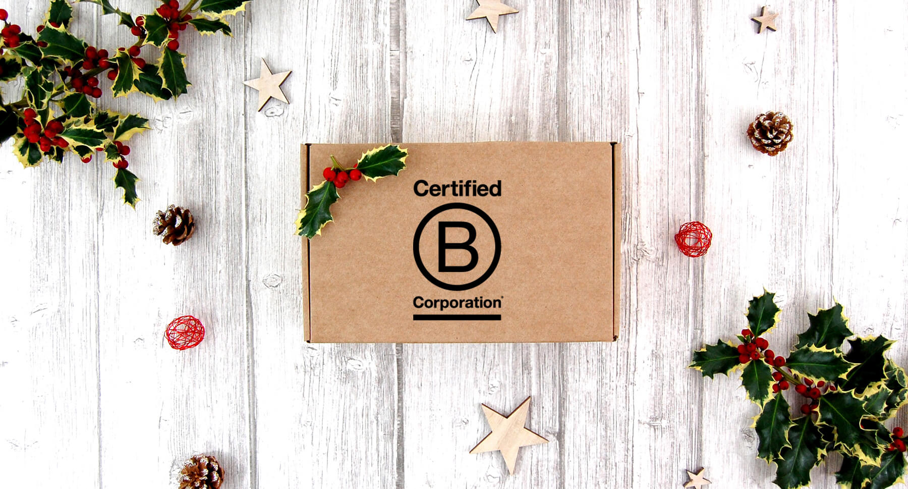 Shop local with B Corporation Gifts