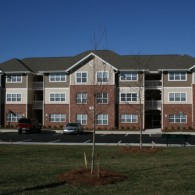 Energy Efficient Apartment Complex in Concord