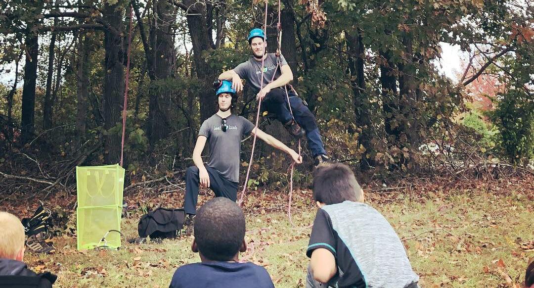 Leaf & Limb team educates the community about tree care