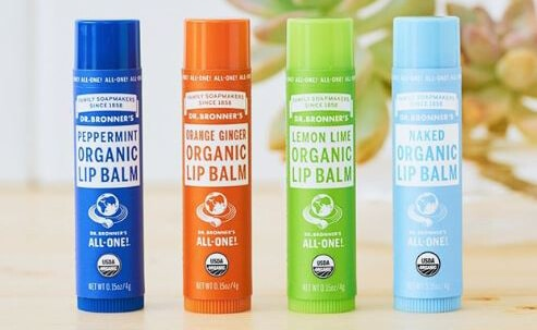 Organic and natural products by B Corp brand Dr. Bronner's