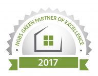 2017 NGBS Green Partner of Excellence