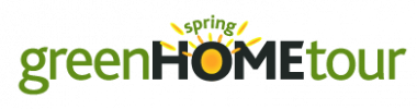 Spring Green Home Tour Logo