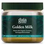 Gaia Herbs Golden Milk stress support