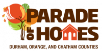 HBA Durham Orange and Chatham Parade of Homes Logo