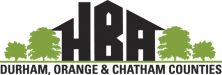 HBA Durham Orange and Chatham Counties Logo