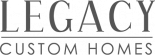 Legacy Custom Homes Logo