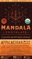 Mandala Appalachian Wild Chai Chocolate