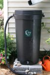 Rain Water Solutions Ivy Rain Barrel