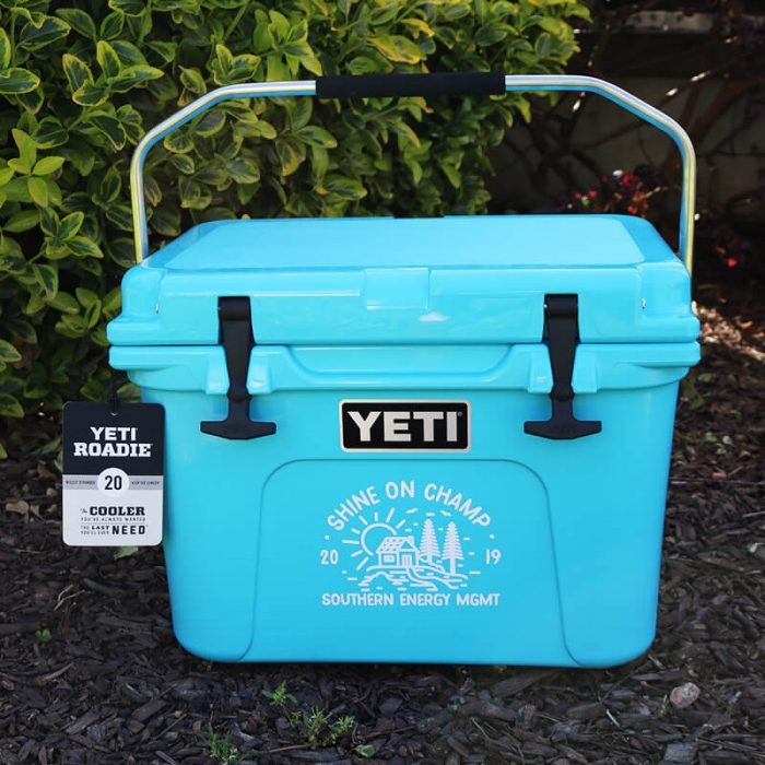 SEM's Yeti Cash Cooler Award