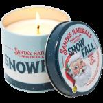 Santa's Naturals christmas candles from Murphy's Naturals