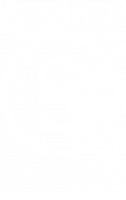 b corp logo white