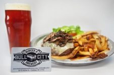 Bull City Burger and Brewery Gift Card