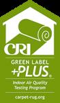 CRI Green Label Plus Seal