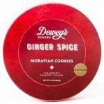 Dewey's Ginger Spice Moravian Cookies