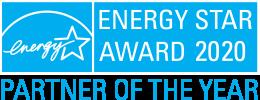 Energy Star Partner of the Year Award 2020