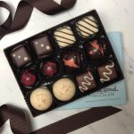 French Broad Holiday Bon Bon chocolate set