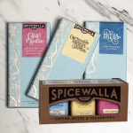 French Broad Spicewalla chocolate and spice collection