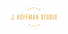 J Hoffman Studio Design + Build Logo
