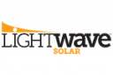 Light Wave Solar Logo