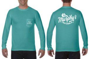 Murphy's Naturals Long Sleeve Tee