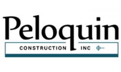 Peloquin Construction Logo