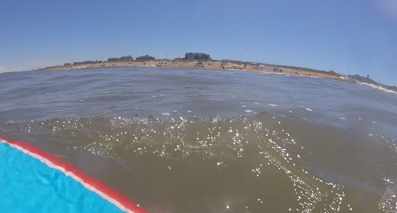 Lost GoPro Footage - View of the Shore