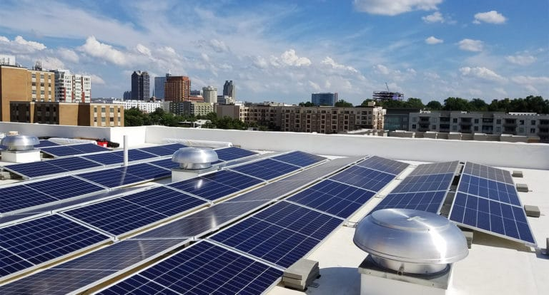 Multifamily's Future is Bright with High-Performance and Solar Power